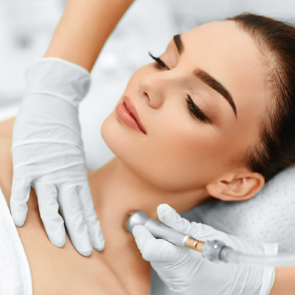Das Beauty Haus Mikrodermabrasion – Diamantdermabrasion